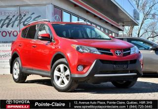 Used 2013 Toyota RAV4 XLE AWD BAS KM! for sale in Pointe-Claire, QC