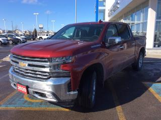 New 2020 Chevrolet Silverado 1500 LTZ for sale in Carleton Place, ON