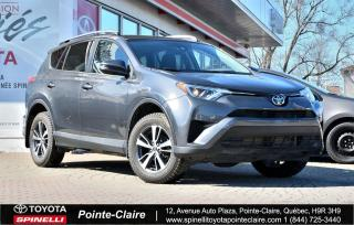 Used 2018 Toyota RAV4 LE AWD TRÈS PROPRE! for sale in Pointe-Claire, QC