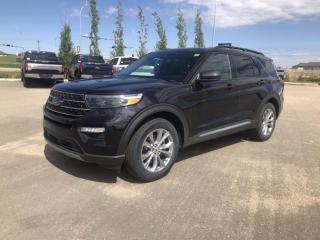New 2020 Ford Explorer XLT for sale in Fort Saskatchewan, AB