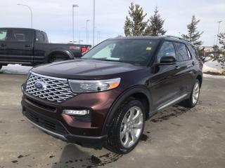 New 2020 Ford Explorer Platinum for sale in Fort Saskatchewan, AB