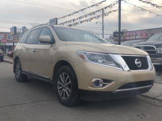 Used 2013 Nissan Pathfinder 4WD 4DR SL for sale in Scarborough, ON