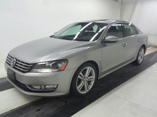 Used 2012 Volkswagen Passat HIGHLINE for sale in Cambridge, ON