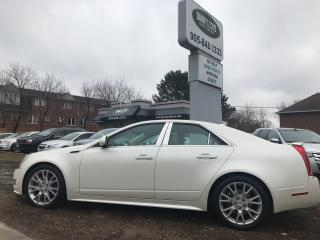 Used 2013 Cadillac CTS PREMIUM for sale in Mississauga, ON