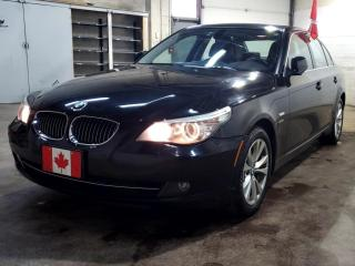 Used 2010 BMW 5 Series 4dr Sdn 535i xDrive AWD for sale in Kitchener, ON