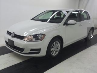 Used 2015 Volkswagen Golf TRENDLINE for sale in Cambridge, ON