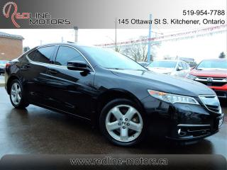 Used 2015 Acura TLX V6 Elite.Navi.Cam.AcuraSense.BlindSpot.LaneAssit for sale in Kitchener, ON