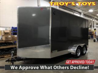 New 2020 Canadian Trailer Company 7x14 V Nose Cargo Trailer for sale in Guelph, ON