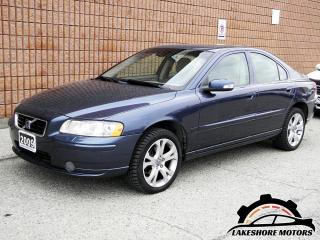 Used 2009 Volvo S60 2.5T AWD || CERTIFIED || for sale in Waterloo, ON