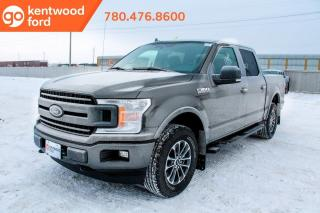 New 2020 Ford F-150 XLT 4X4 301A SuperCrew 5.0L V8, Auto Start/Stop, Pre-Collision Assist, Rear View Camera, and Remote Keyless Entry for sale in Edmonton, AB