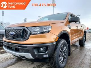 New 2020 Ford Ranger XLT 302A 4X4 SuperCrew 2.3L Ecoboost, Power Seats, Lane Keeping System, Pre-Collision Assist, Rear View Camera, and Reverse Sensing System for sale in Edmonton, AB