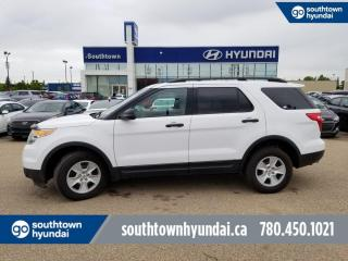 Used 2013 Ford Explorer BASE/4WD/7 PASS/BLUETOOTH/POWER OPTIONS for sale in Edmonton, AB