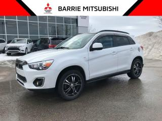Used 2014 Mitsubishi RVR GT AWC for sale in Barrie, ON