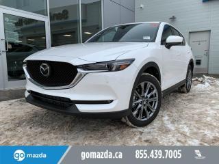 New 2020 Mazda CX-5 Signature for sale in Edmonton, AB