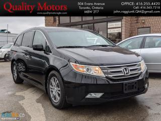 Used 2012 Honda Odyssey EX for sale in Etobicoke, ON