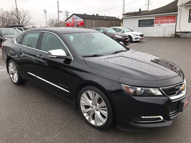 2015 Chevrolet Impala LTZ ** HTD/COOLED LEATH, NAV, BACKUP CAM **