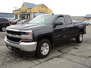 Used 2019 Chevrolet Silverado 1500 LT DoubleCab 4x4 5.3L 6.5ft Box BackUpCam for sale in Brantford, ON