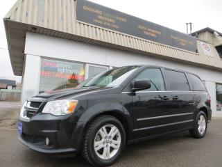 Used 2012 Dodge Grand Caravan Crew Plus, FULL STOW AND GO,BACK UP CAMERA,BLUETOO for sale in Mississauga, ON