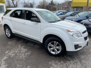 Used 2014 Chevrolet Equinox LS/ AWD/ BLUETOOTH/ PWR SEAT/ PWR GROUP/ ALLOYS ++ for sale in Scarborough, ON