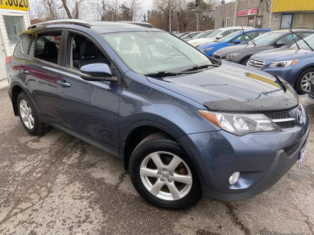 2013 Toyota RAV4 LIMITED/ AWD/ CAM/ LEATHER/ SUNROOF/ ALLOYS & MORE