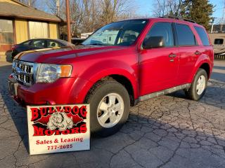 Used 2009 Ford Escape XLT for sale in Glencoe, ON