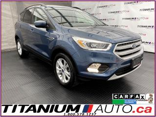 Used 2018 Ford Escape SEL+AWD+GPS+Pano Roof+Leather+Remote Start+Camera+ for sale in London, ON