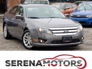 Used 2010 Ford Fusion SEL | AUTO  | ONE OWNER | NO ACCIDENTS for sale in Mississauga, ON