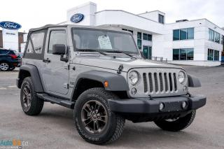 Used 2018 Jeep Wrangler cloth for sale in Hamilton, ON