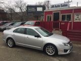 Photo of Silver 2011 Ford Fusion