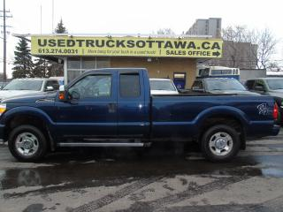 Used 2011 Ford F-250 XLT 6.2 V8 4x4 Financing @4.99% for sale in Ottawa, ON