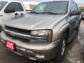 Used 2003 Chevrolet TrailBlazer LS for sale in Pickering, ON