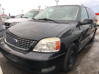 Used 2007 Ford Freestar SEL for sale in Pickering, ON