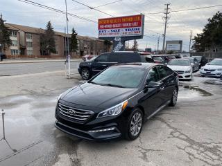 Used 2016 Hyundai Sonata 2.4L Sport Tech for sale in Toronto, ON
