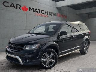 Used 2017 Dodge Journey CROSSROAD / 7 PASSENGER for sale in Cambridge, ON