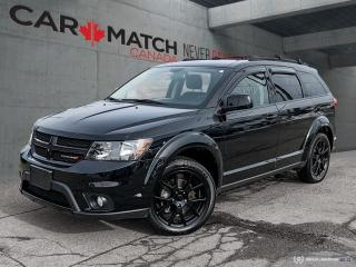 Used 2016 Dodge Journey SXT / 7 SEATER  / NO ACCIDENTS for sale in Cambridge, ON