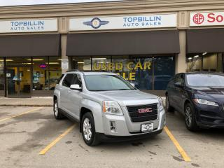 Used 2014 GMC Terrain SLT Leather, Sunroof, Back-up Cam for sale in Vaughan, ON