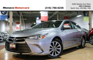 Used 2015 Toyota Camry XLE - NAVIGATION|BACKUP|SUNROOF|LEATHER|BLINDSPOT for sale in North York, ON
