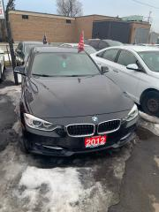 Used 2012 BMW 328i Sport for sale in Brampton, ON