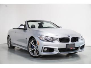 Used 2014 BMW 4 Series 435i   CONVERTIBLE   M-SPORT   HEADS UP   NAVI for sale in Vaughan, ON