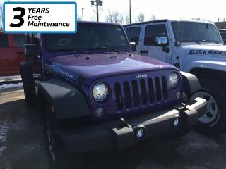Used 2018 Jeep Wrangler JK Unlimited RUBICON for sale in Smiths Falls, ON