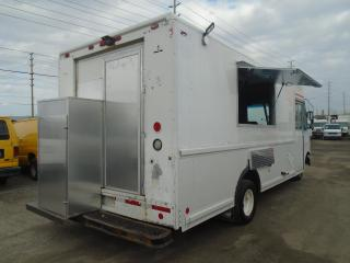 Used 2004 Ford E450 FOOD TRUCK for sale in Mississauga, ON