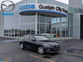 Used 2016 Mazda MAZDA3 Sport GX 6sp for sale in Guelph, ON