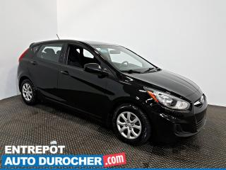 Used 2014 Hyundai Accent GL Automatique - A/C - Sièges Chauffants for sale in Laval, QC