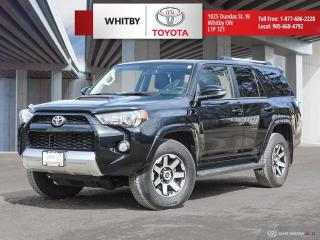 Used 2017 Toyota 4Runner TRD OFFROAD SR5 for sale in Whitby, ON