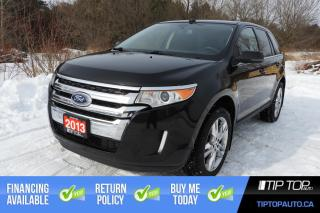 Used 2013 Ford Edge 4dr Limited AWD for sale in Bowmanville, ON