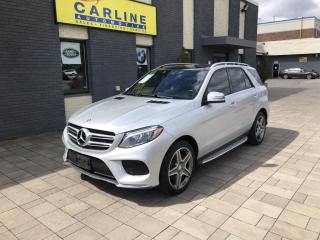 Used 2016 Mercedes-Benz GLE-Class GLE350 DIESEL for sale in Nobleton, ON