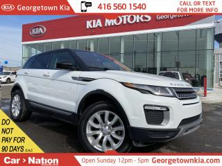 Used 2016 Land Rover Evoque SE | NAVI | PANO ROOF | AWD | B/U CAM | 55,405KMS for sale in Georgetown, ON
