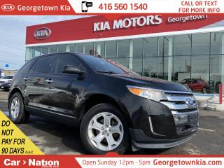 Used 2011 Ford Edge SEL | NAVIGATION | V6 | BLUETOOTH | POWER SEAT | for sale in Georgetown, ON