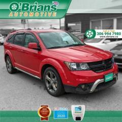 Used 2014 Dodge Journey Crossroad for sale in Saskatoon, SK