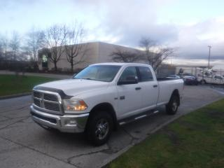 Used 2012 Dodge Ram 2500 SLT Crew Cab Long Box 4WD for sale in Burnaby, BC